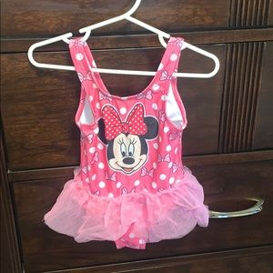 Disney toddler girl swimsuit
